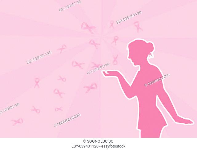 Breast cancer prevention background