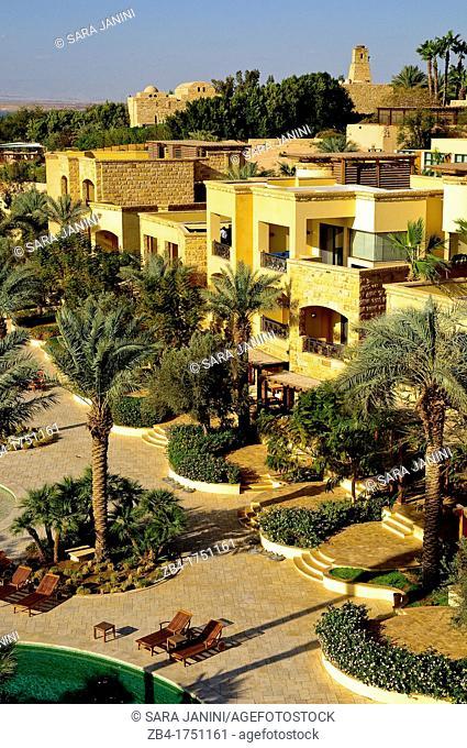 Kempinski Hotel, Dead Sea, Jordan, Middle East
