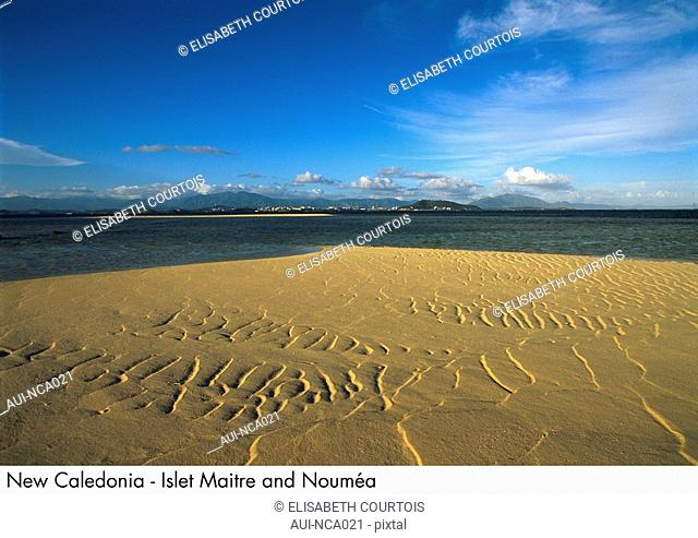 New Caledonia - Islet Maitre and Noumea