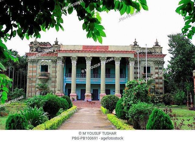 Ananda Lodge of Mohera Jamindar's Palace, in Mirzapur, in Tangail, Bangladesh November 20, 2008