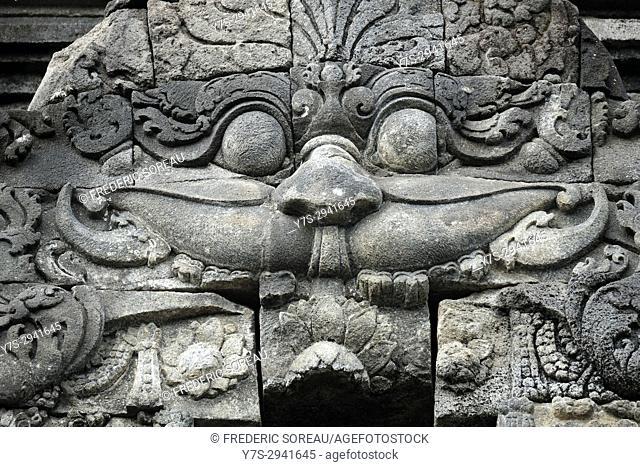 Borobudur buddhist temple,Magelang,Java,Indonesia,Asia