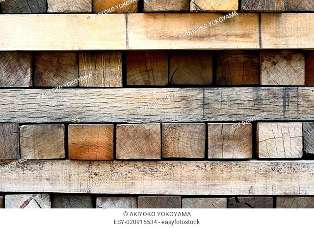 detail of old wood planks surface, texture background