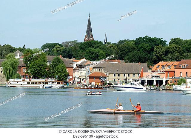 Germany, Mecklenburg-Western Pomerania, Malchow