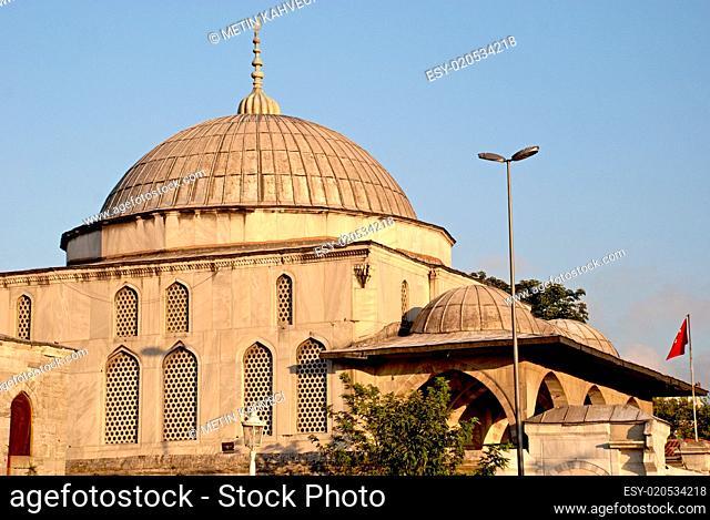 Blaue Moschee ISTANBUL