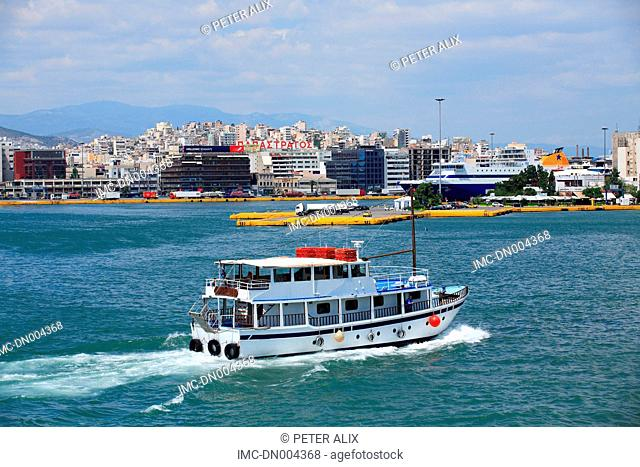Greece, Athens, Piraeus
