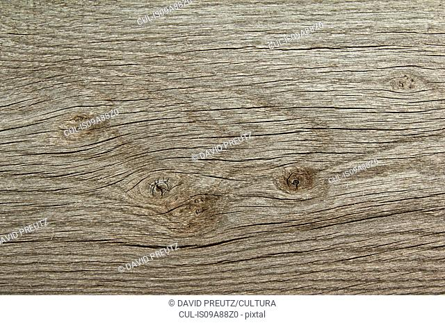Close up of wood grain pattern