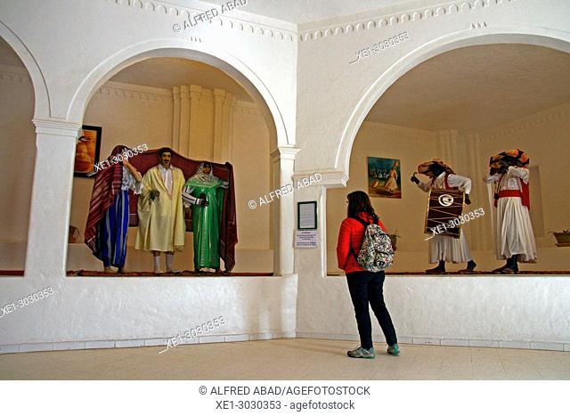 Museum of Guellala, Djerba, Tunisia