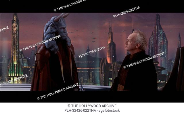 David Bowers, Ian McDiarmid, 'Star Wars Episode II: Attack of the Clones' (2002)