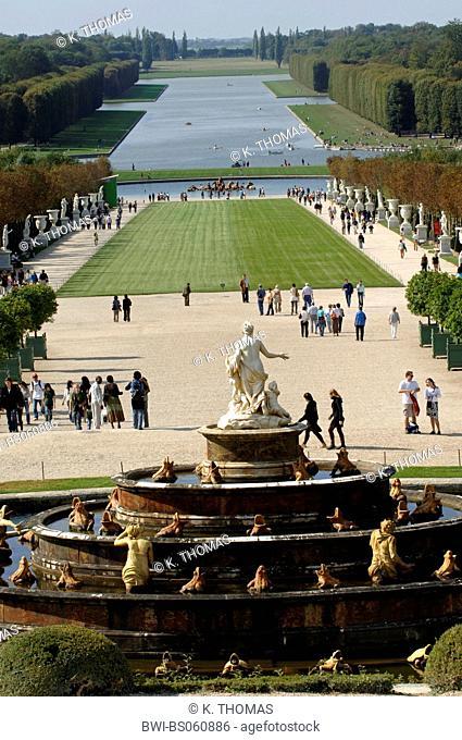 Paris, Versailles Castle, France, Paris, Versailles