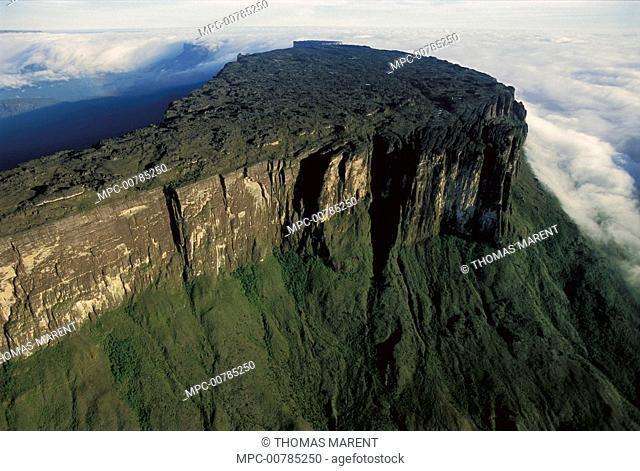Kukenan Tepui, Canaima National Park, Venezuela