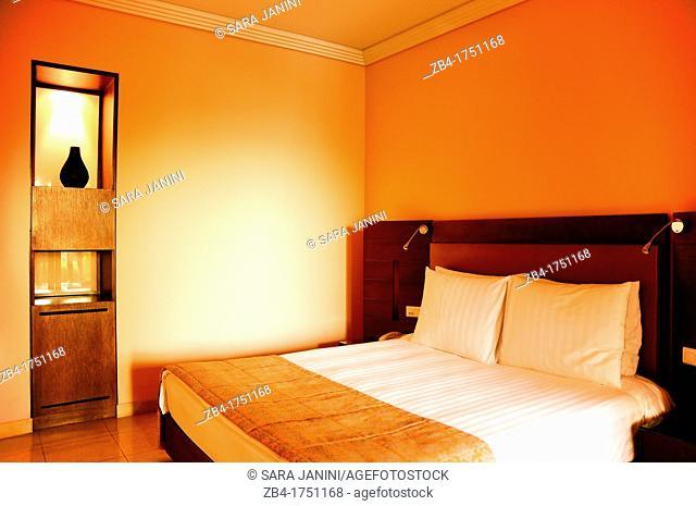 Room, Kempinski Hotel, Dead Sea, Jordan, Middle East