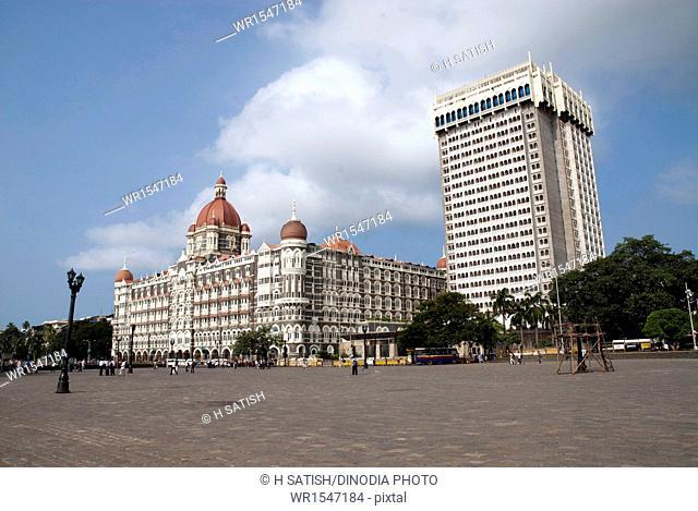 Taj Hotel in Mumbai at maharashtra India Asia