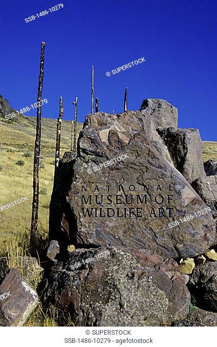 National Museum of Wildlife Art Jackson Hole Wyoming, USA