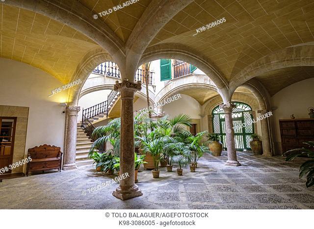 Hospital San Pere i San Bernat, Palma, Mallorca, balearic islands, Spain