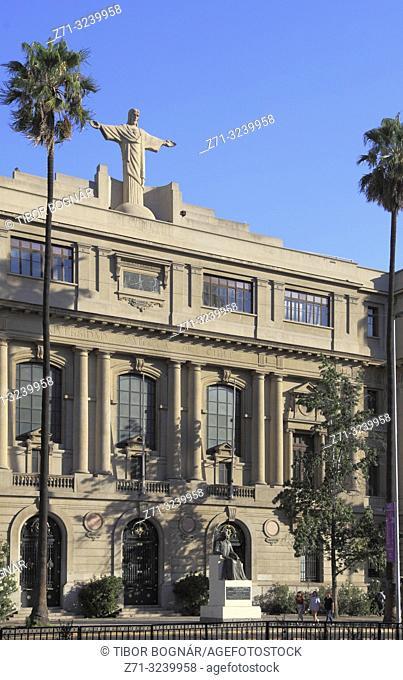 Chile, Santiago, Universidad Catolica,