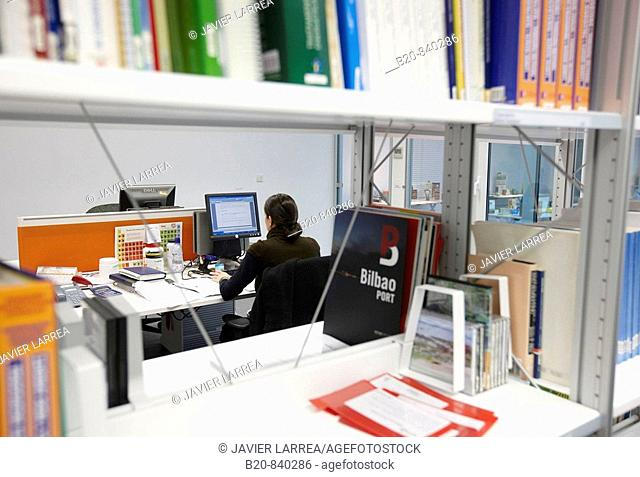 Documentation service, library, AZTI-Tecnalia, Technology Centre for Marine and Food Research, Derio, Biscay, Basque Country, Spain