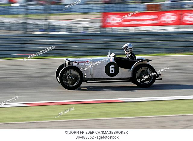 MG PB, year of construction 1933, Vintage cars Grand Prix Nuerburgring 2007, Germany