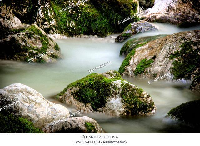 Slap Savica, Slovenia, Europe