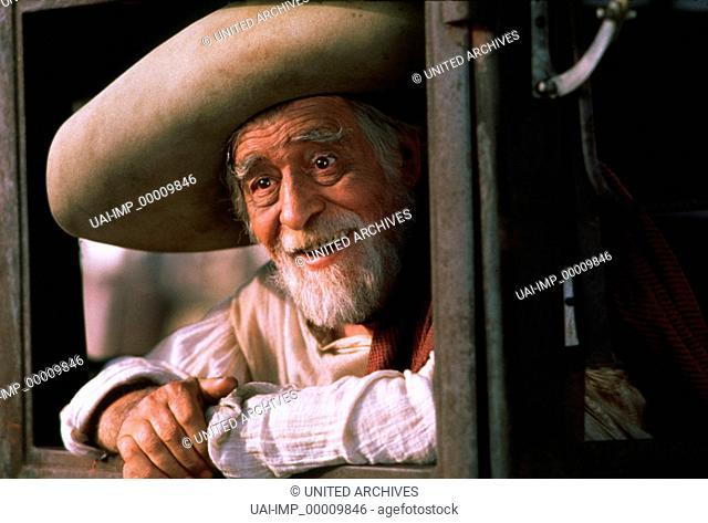 Milagro - Der Krieg im Bohnenfeld, (THE MILAGRO BEANFIELD WAR) USA 1988, Regie: Robert Redford, CARLOS RIQUELME