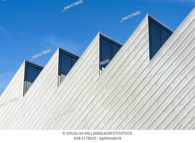 The Polygon Gallery in West Vancouver, BC, Canada, largest photography gallery in western Canada