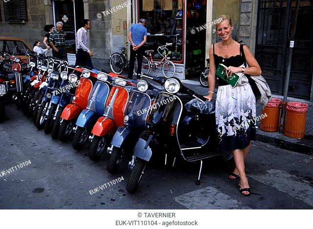 Trastevere Rome Italy,female