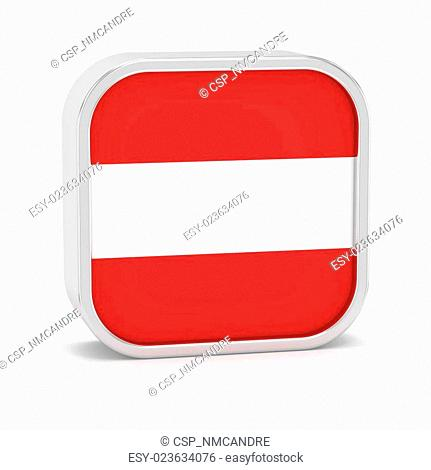 Austria flag sign