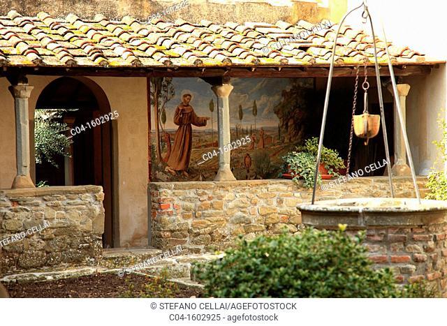 San Francesco Monastery, Fiesole, Italy