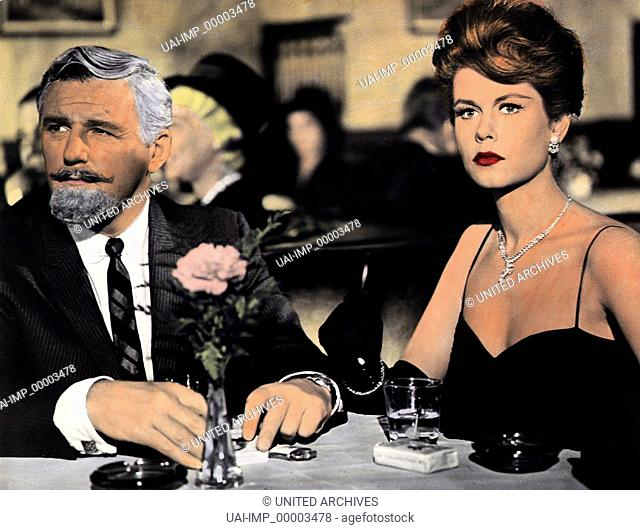 Die Rache des Johnny Cool, (JOHNNY COOL) USA 1962, Regie: William Asher, MARC LAWRENCE, ELIZABETH MONTGOMERY