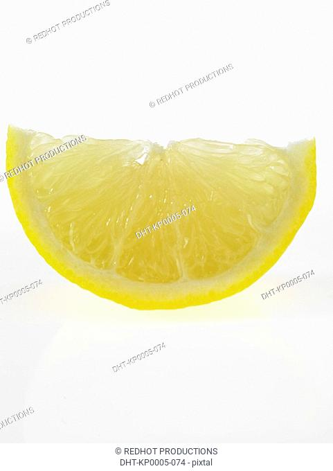 Food, Fruit, Lemon Slice