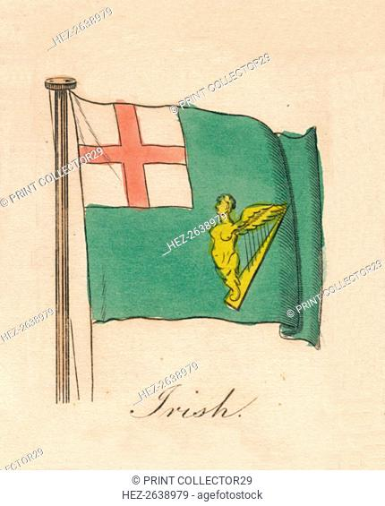 'Irish', 1838. Artist: Unknown