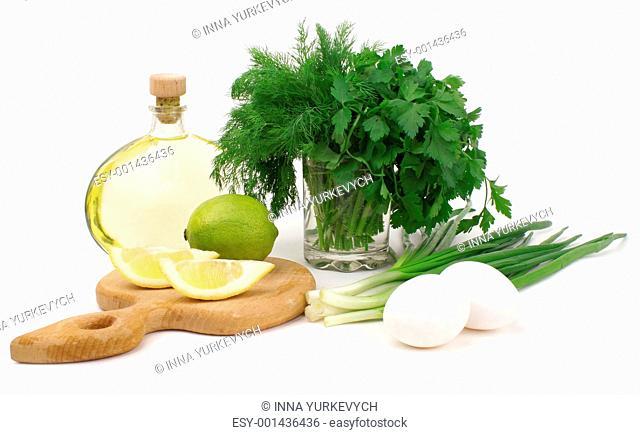 mayonnaise ingredients