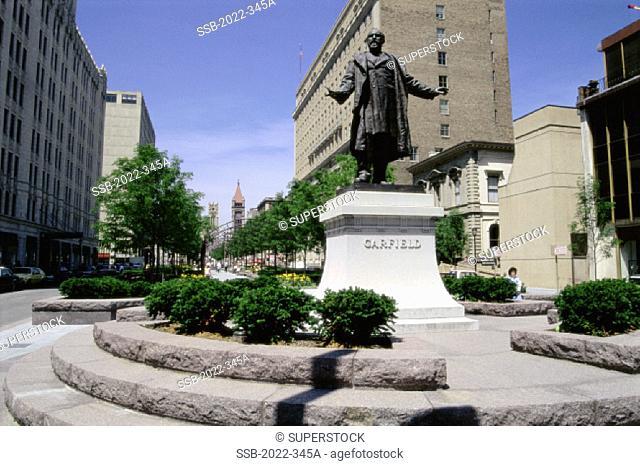 Garfield Place Cincinnati Ohio USA