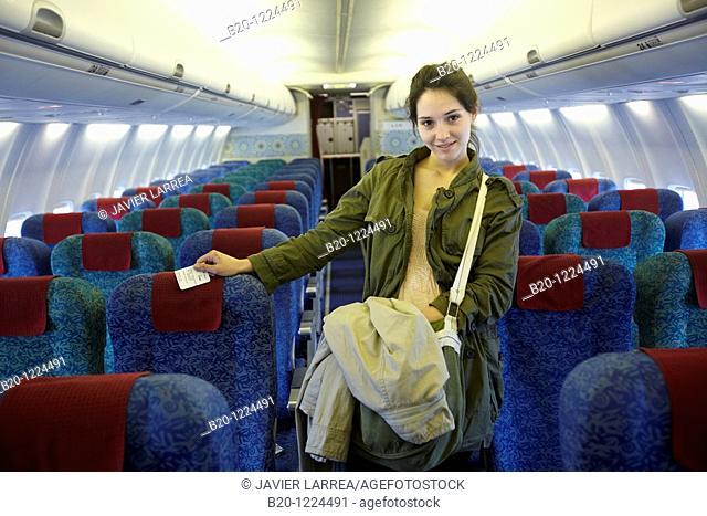 Viaje en Avión, Marruecos
