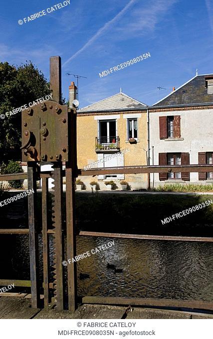 France - Centre - Loiret - Combleux