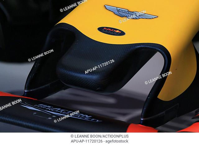 2016 Formula 1 Australian Grand Prix Qualification Mar 19th. 18.03.2016. Melbourne Grand Prix Circuit, Albert Park, Melbourne, Australia