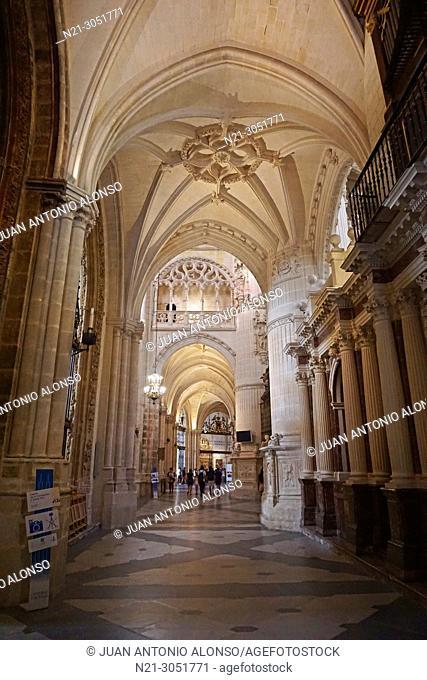 Cathedral of Santa Maria. Burgos, Castilla y León, Spain
