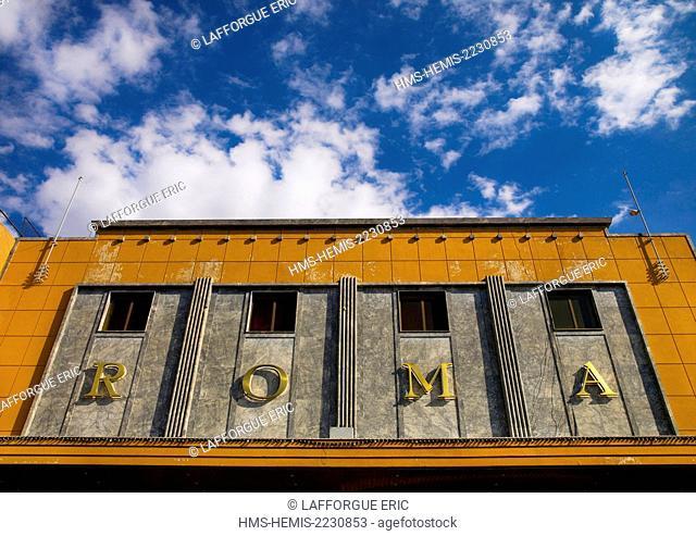 Eritrea, Maekel, Asmara, roma cinema