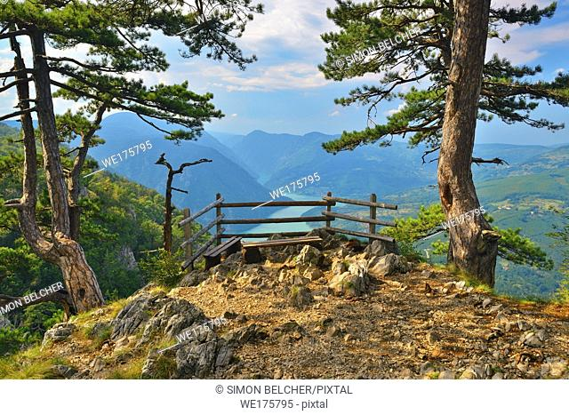 Banjska Stena, Tara National Park, Serbia