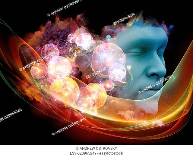 Lucid dreaming series Stock Photos and Images   age fotostock