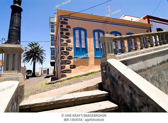 Punta de Santa Domingo, La Palma, Canary Islands, Spain, Europe