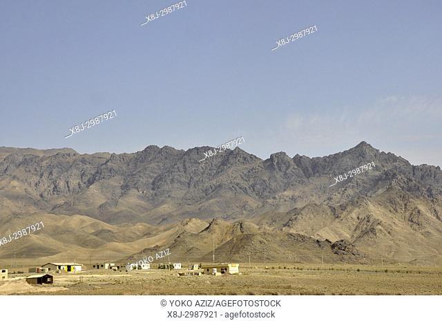 Iran, surrounding of Isfahan, landscape
