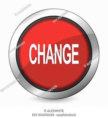change red icon