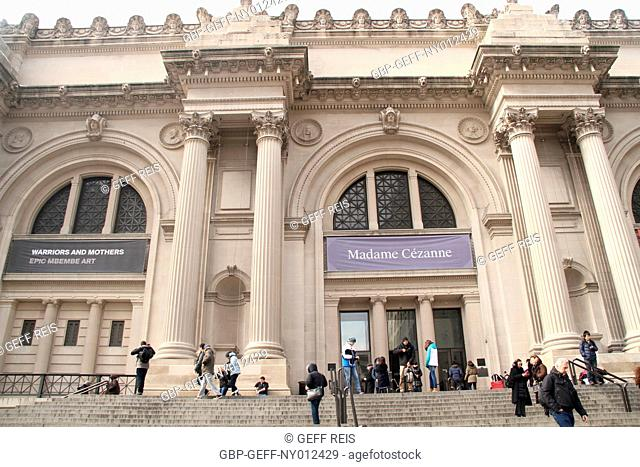 Metropolitan Museum of Art, Central Park, New York, United States