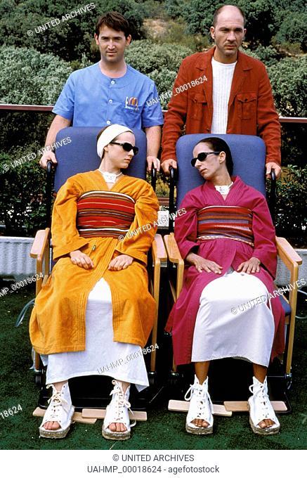 Sprich mit ihr, (HABLE CON ELLA) E 2002, Regie: Pedro Almodovar, LEONOR WATLING, ROSARIO FLORES, JAVIER CAMARA, DARIO GRANDINETTI, Stichwort: Rollstuhl, Patient