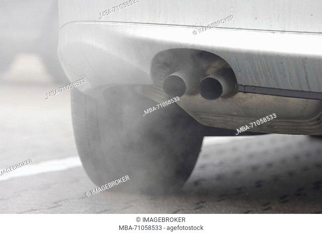 exhaust emissions, soot filter, diesel soot filter