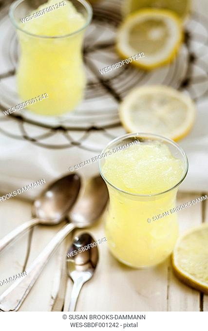 Lemon grania