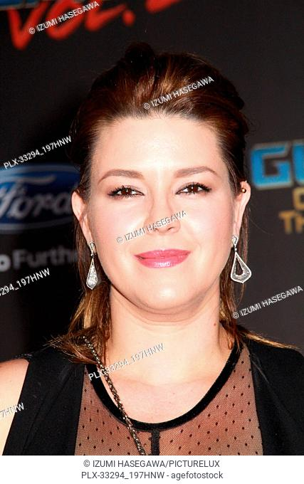 "Alicia Machado 04/19/2017 The World Premiere of """"Guardians of the Galaxy Vol.2"""" held at The Dolby Theatre in Hollywood"