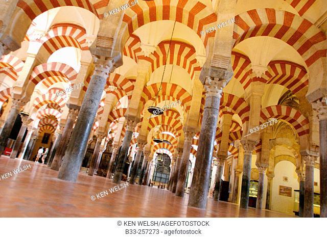 Great Mosque. Cordoba. Spain