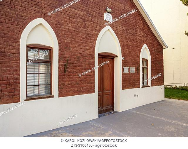 Tabernacl Chapel in Trelew, The Welsh Settlement, Chubut Province, Patagonia, Argentina