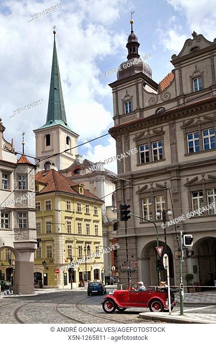 Streets of Prague, Czech Republic